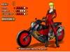 女摩托車手