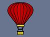 駕駛熱氣球